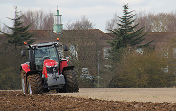Agricultural machinery demo day kicks off new partnership