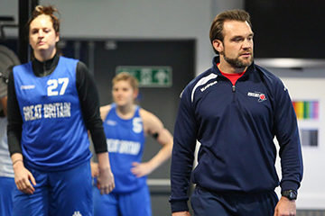 GB basketball coach joins Writtle